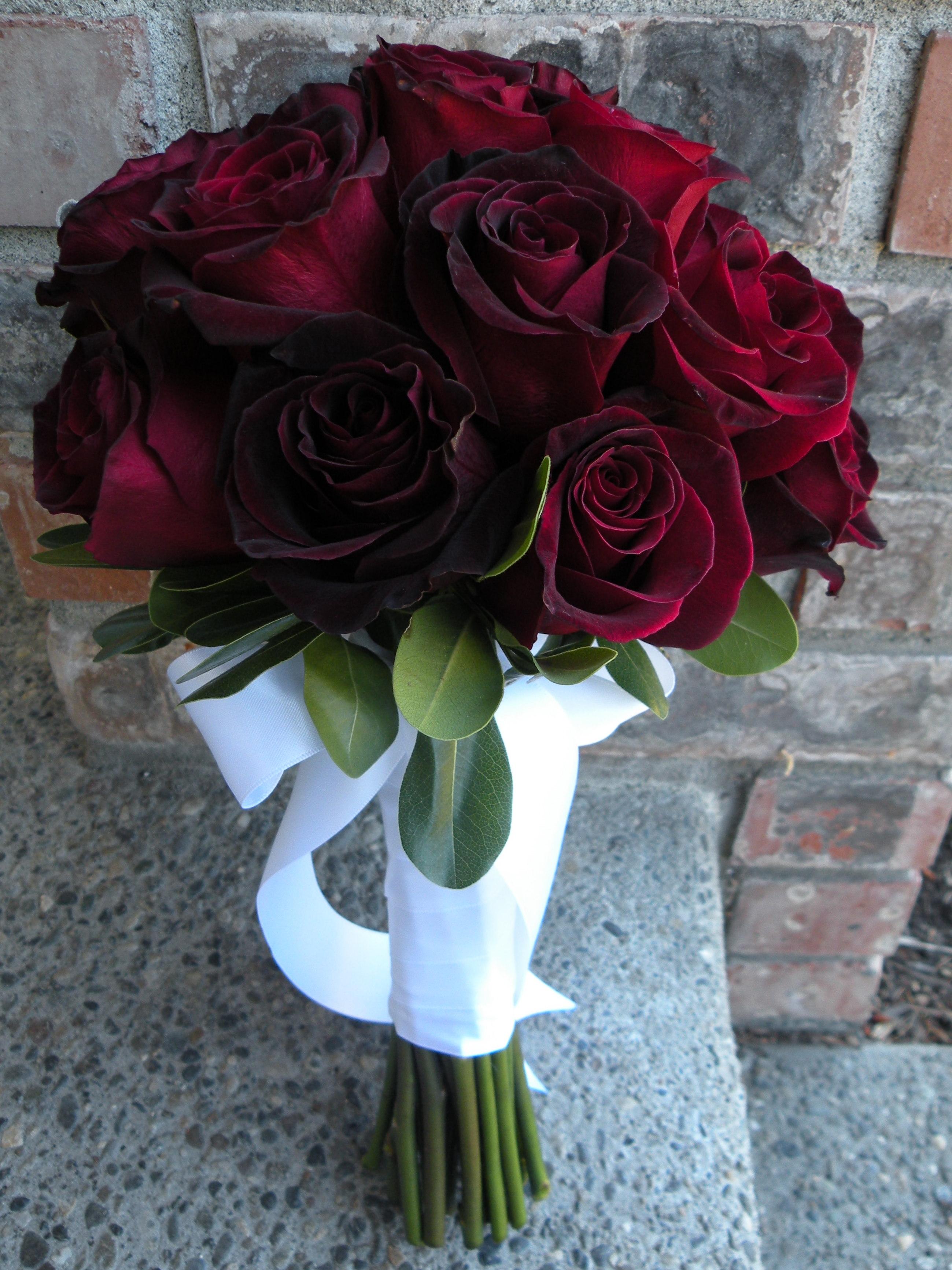 Bridal Bouquets The Bouquets Of 2010 Jen S Blossoms Blog