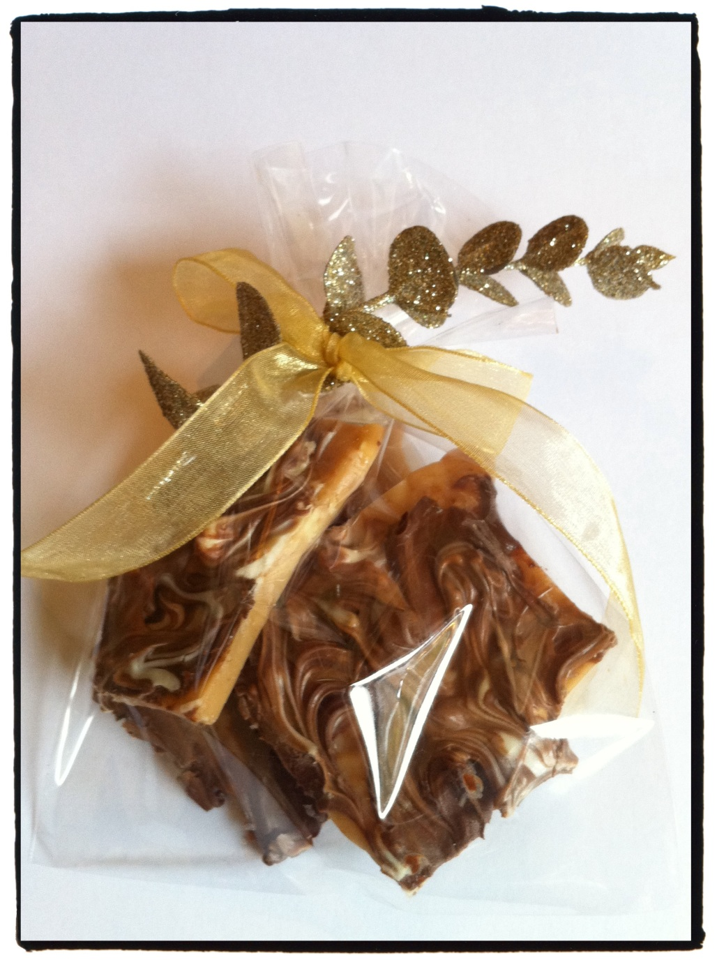 Packaged Toffee