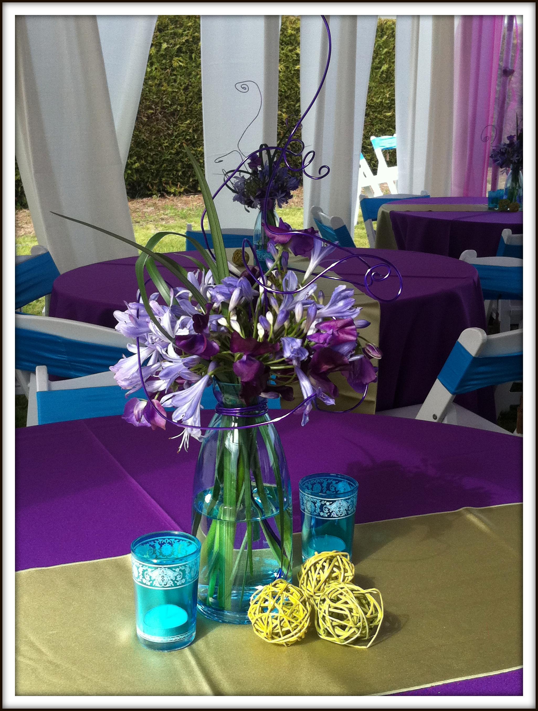 Sativa s blog Useful ideas for a summer wedding theme