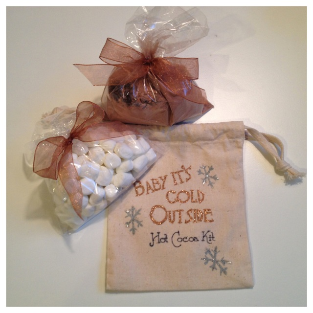 Baby It's Cold Outside Hot Cocoa Kit