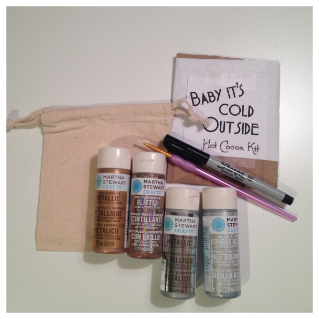 Hot Cocoa Kit Supplies