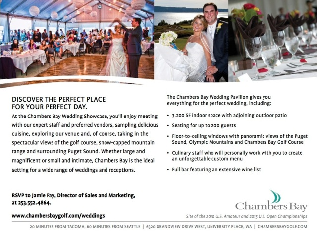 CB Wedding Showcase Details