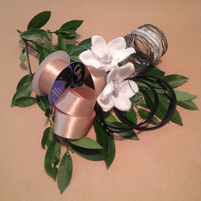Fresh Bay Leaf Wreath Supplies