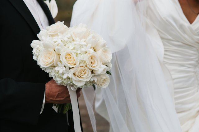 Bridal Bouquet by Jen's Blossoms | photo by Melissa Kilner