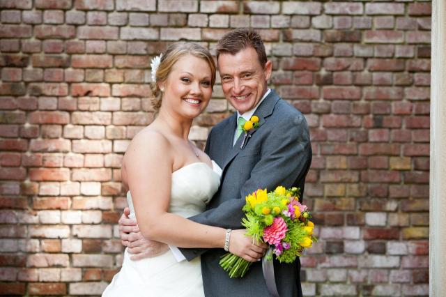 Thornewood Castle Wedding by Jen's Blossoms | photo © Fike Fotography