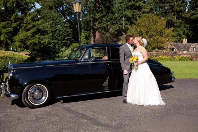Thornewood Castle Wedding | photo © Fike Fotography