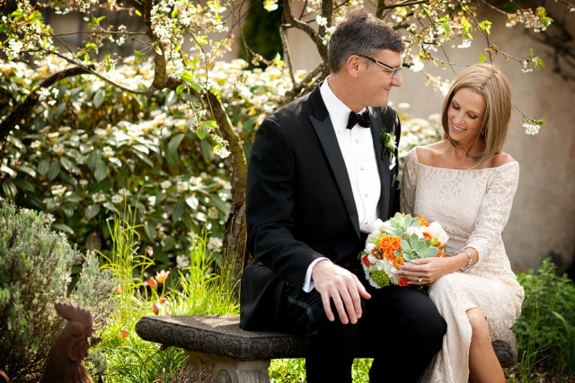 Nancy & Jake, Wish Upon a Wedding, Willows Lodge | © Kimberly Kay Photography
