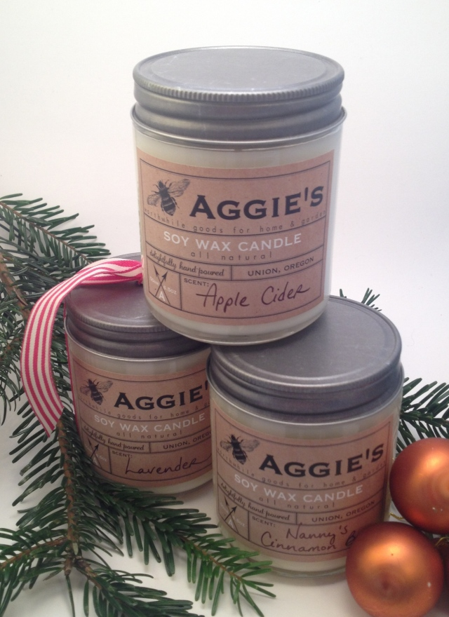 Aggie's Candles